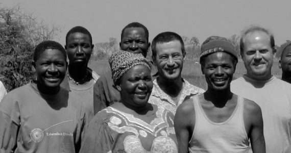 fieldwork team group photo