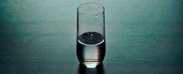 glass half full or empty